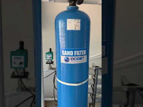 Industrial Reverse Osmosis Plant 2000 LPH