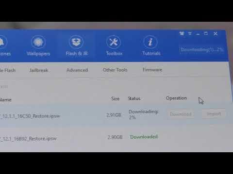 Hướng kích hoạt cập nhật IOS iphone khi đang ở IOS Cũ qua 3UTools cực kì đơn giản