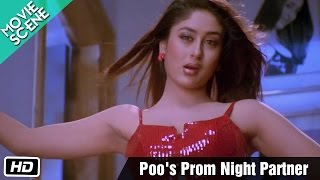 Poo's Prom Night Partner - Movie Scene - Kabhi Khushi