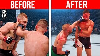 😡Before & After Fighting Conor McGregor! (UFC)