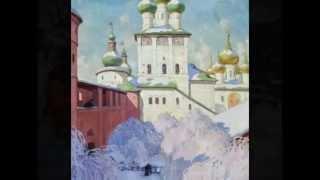 Русский художник Горюшкин-Сорокопудов Иван Силыч