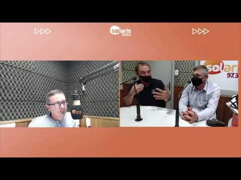 Entrevista para Rádio Solaris - 30 Anos da ACISA
