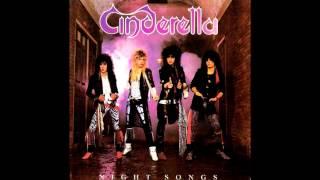 "Cinderella - ""Once Around the Ride"""