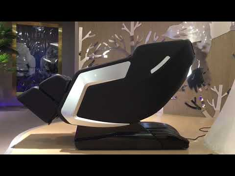 Black Beauty Zero Gravity Massage Chair