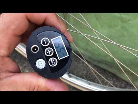 elektrische Luftpumpe 0,2 - 10,3 Bar Fahrrad Auto Schubkarre was taugt sowas ?