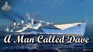 World Of Warships   A Man Called Dave