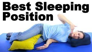 Best Sleeping Position - Ask Doctor Jo