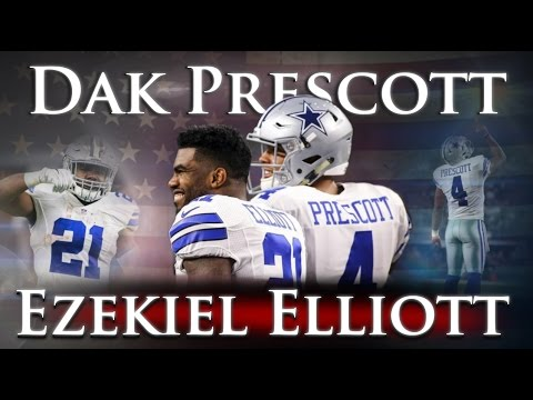 Dak Prescott and Ezekiel Elliott – Dak & Zeke