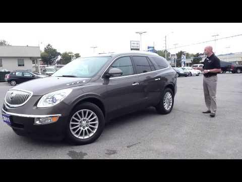 2011 Buick Enclave CXL - Luxury on wheels