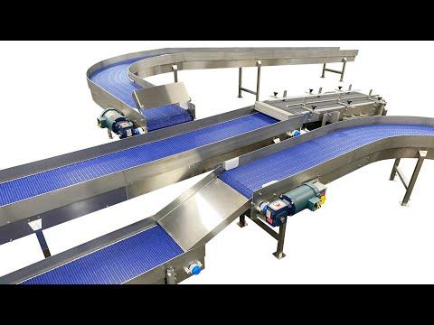 Video - Mat Top Conveyors | Laughlin Conveyor