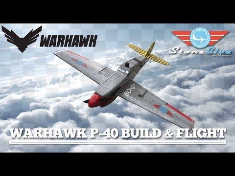 new-sba-p40-warhawk-build--review