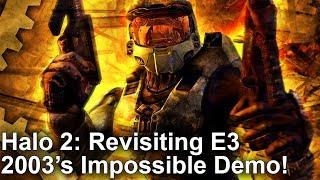DF Retro Extra: Halo 2 - Revisiting E3 2003