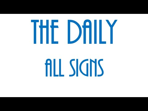 November 18, 2019 All Signs 🌬🔥🌊🌎 Daily Message