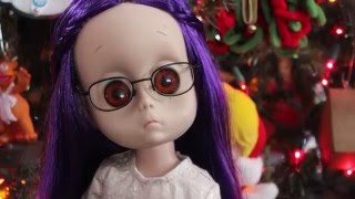 Dolly ReRoot: Little Miss No Name  (Ultraviolet Nylon)