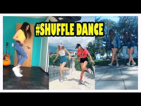 Best Shuffle Dance Tik Tok 2018 #Shuffledance