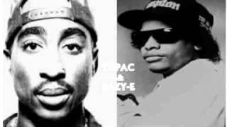 Tupac & Eazy E - Catchin' Feelings (Remix)