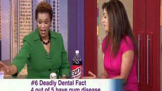 Houston Cosmetic Dentist, The TexasToothLady..Top Ten Dental Facts..You Will Be Surprised!!