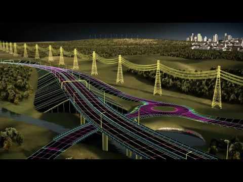 Autodesk AutoCAD Civil 3D overview - YouTube