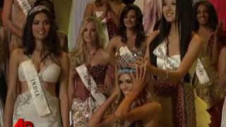 Miss Russia Is Miss World
