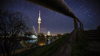 Zeitraffer München
