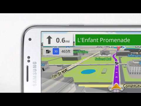 Video of GPS Navigation & Maps Sygic