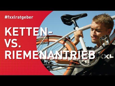 Riemenantrieb vs Kette - Der bessere Antrieb für dein Fahrrad