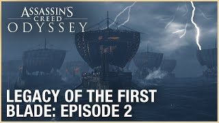 Assassin's Creed Odyssey: Legacy of the First Blade   Episode 2   Ubisoft [NA]