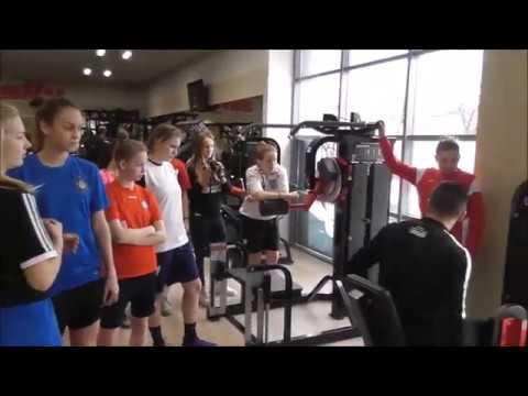 Ćwiczenia dla wszystkich grup mięśni w domu