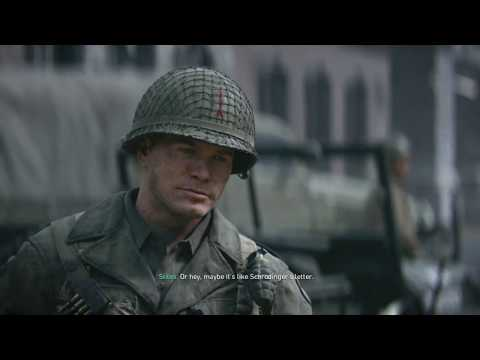 The Struggle of Call of Duty WW2 on Veteran Part 5