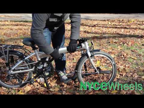 Dahon Mariner Folding Bike Review
