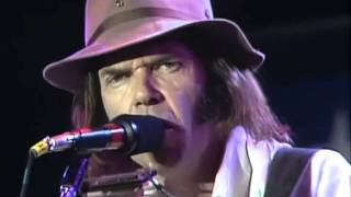 Neil Young   Heart of Gold Live at Farm Aid 1985