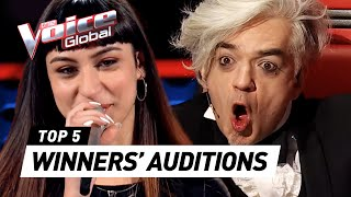 Talented WINNERS Of The Voice 2019