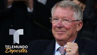 El homenaje a Sir Alex Ferguson en su retorno a Old Trafford | Premier League | Telemundo Deportes