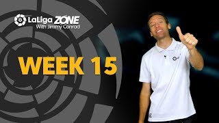 LaLiga Zone with Jimmy Conrad: Week 15