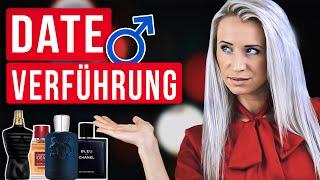 TOP DATE Parfums | So beeindruckt Mann bei einem DATE | Angelina Patchouli