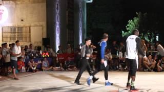 Red Bull King of The Rock World Final 2014 Kotenko vs Sheldon 1-16 Final