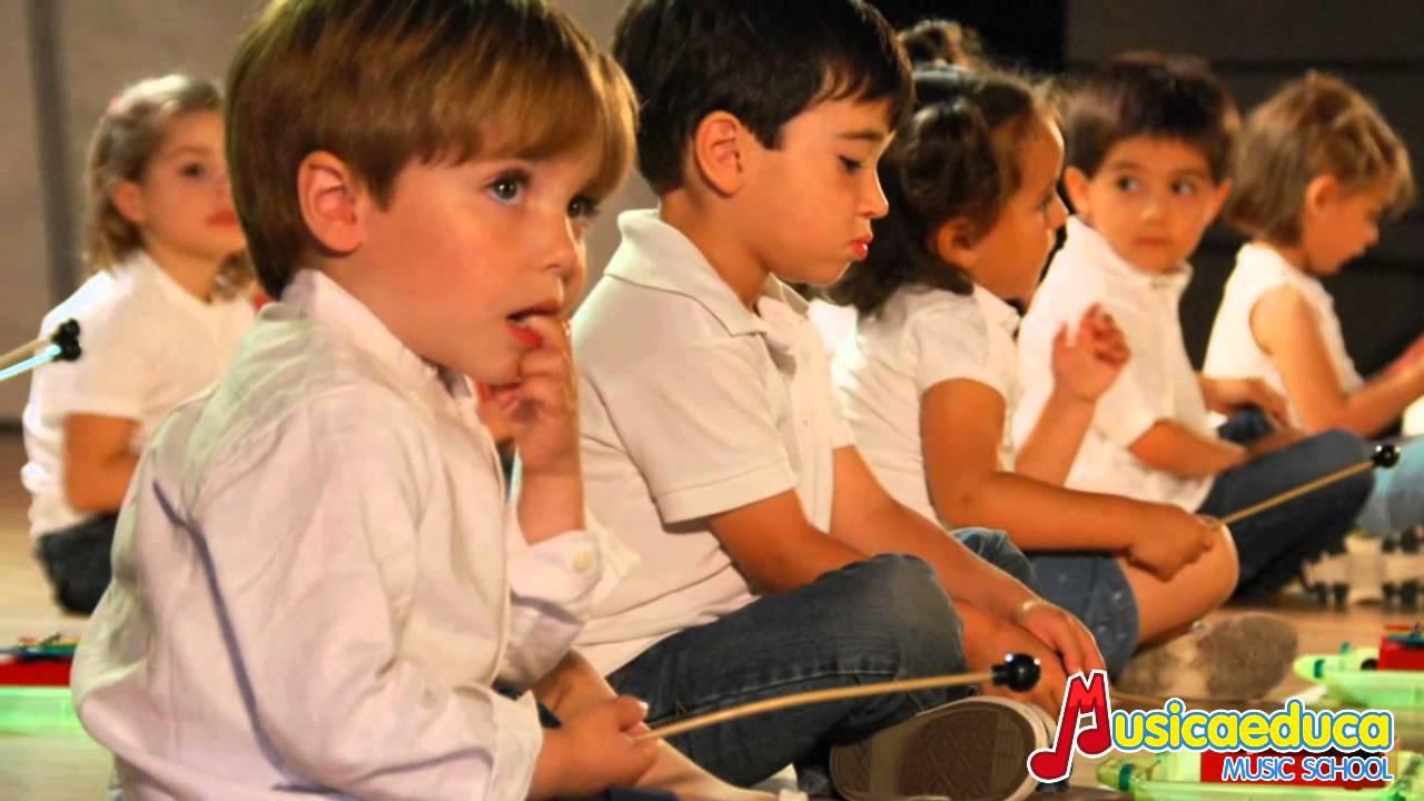 Musicaeduca en la Escuela de Música