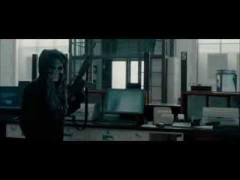 The Town - Bank Robbery Scene