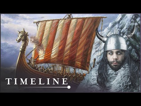 Viking voyages  wings of a dragon  viking documentary    timeline
