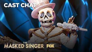 The Skeleton Is Unmasked: It's Paul Shaffer! | Season 2 Ep. 4 | THE MASKED SINGER