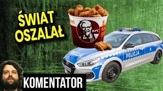 """Świat Oszalał! Areszt za """"przemyt"""" Kurczaka z KFC, Bo Łamie Obostrzenia"""