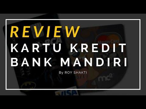 [REVIEW] Kartu Kredit BANK MANDIRI