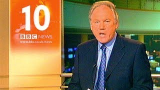 video: Peter Sissons, news presenter for the BBC and ITN who was a reliable on-screen presence for decades – obituary