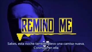 Remind Me Intro / Remind Me - Eminem Subtitulada en español