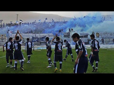 """""""Jorge Newbery de Comodoro Rivadavia - Campeón 2011"""" Barra: La Banda Aeronauta • Club: Jorge Newbery de Comodoro"""