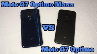 Moto G7 Optimo Maxx vs Moto G7 Optimo Speed Test Comparison