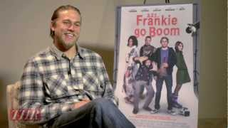 Чарли Ханнэм, Charlie Hunnam on Playing a Comedic Role in '3,2,1... Frankie Go Boom'