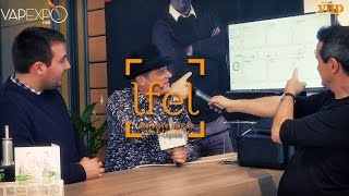 LFEL : Sécurité et analyse des e-liquides avec Charly Pairaud Président de LFEL