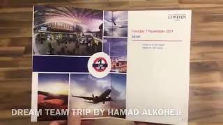 preview picture of video 'رحلة لندن London Trip Nov 2017 '
