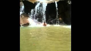 preview picture of video 'Pandan Fall, Kuantan - Malaysia'